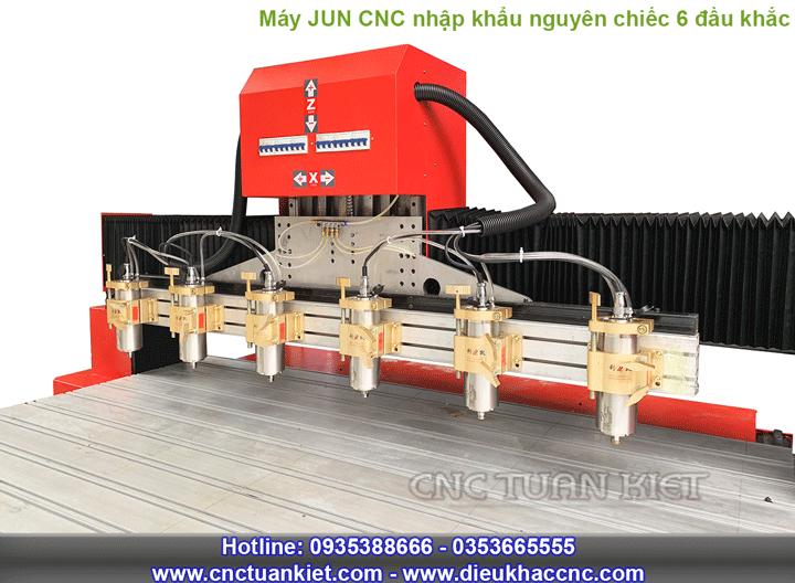 Máy JUN CNC nhập khẩu nguyên chiếc