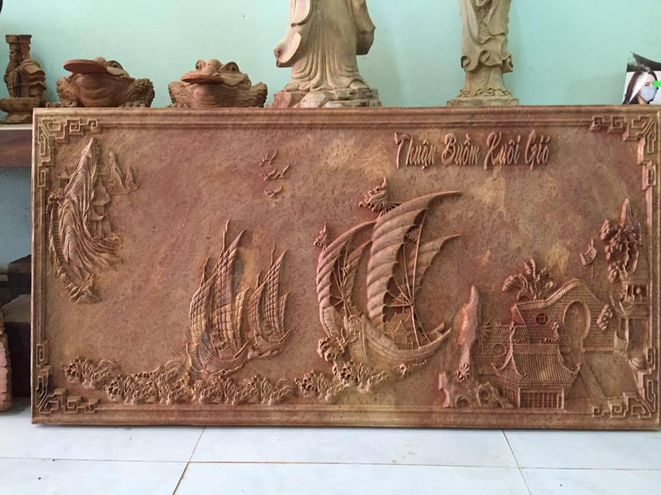 sản phẩm của máy đục gỗ NAIK 1625 - ảnh 2