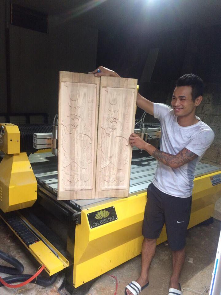 CNC Tuấn Kiệt chuyển giao máy tới khách hàng