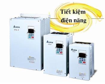 Biến tần tiết kiệm điện như thế nào