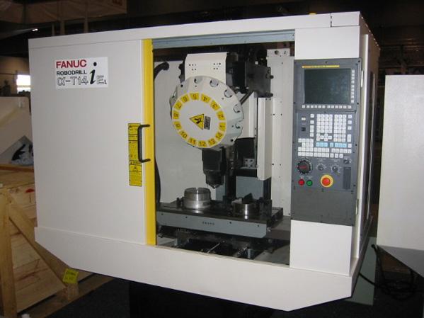 Masy CNC fanuc