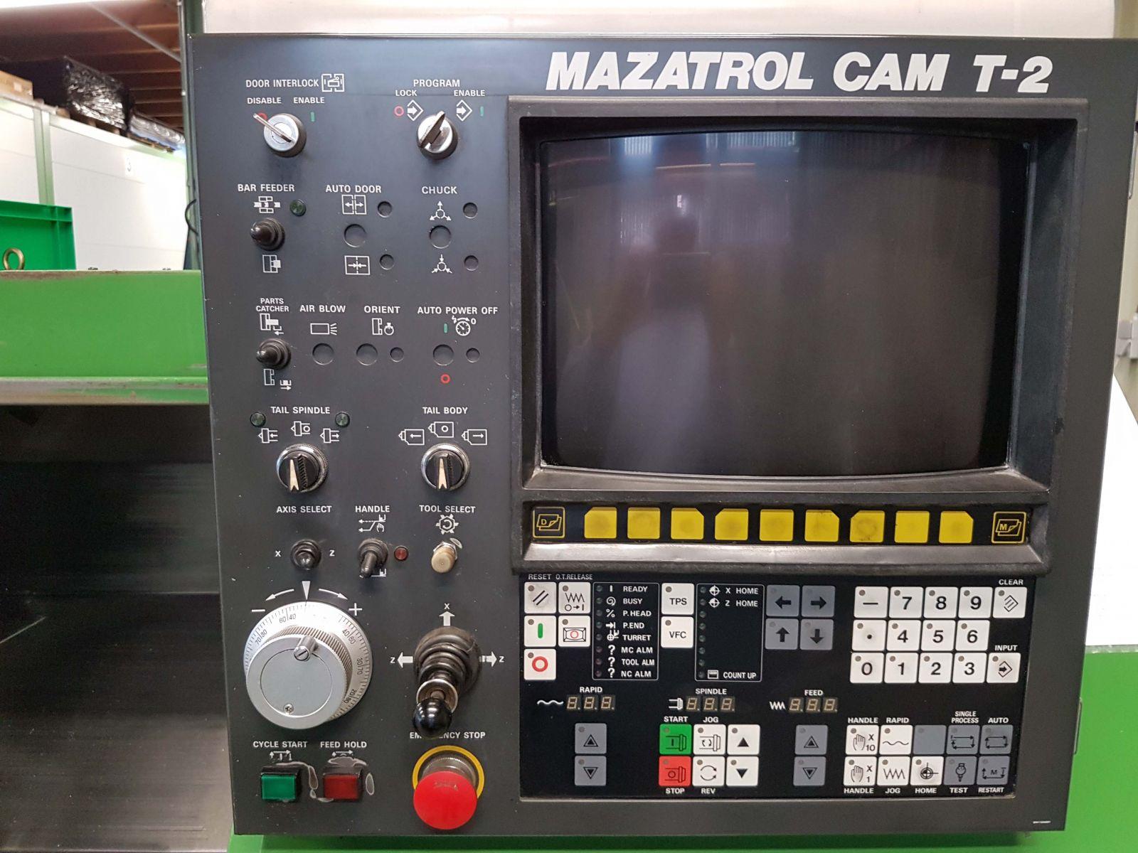 hệ điều hành mazatrol