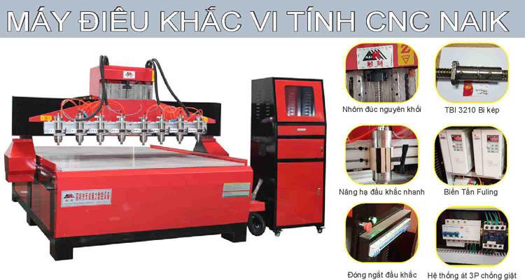 Địa chỉ bán máy điêu khắc CNC uy tín, giá rẻ trên toàn quốc