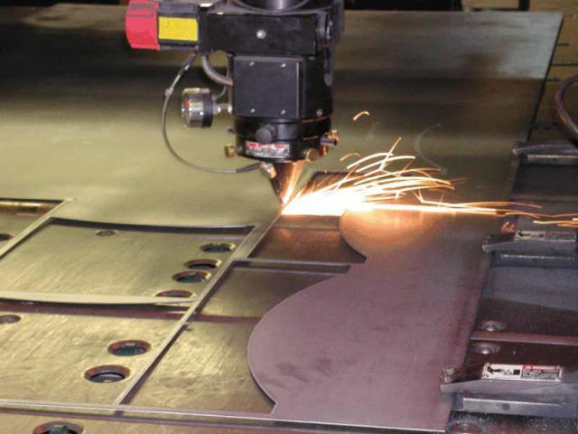 Giới thiệu về máy laser cắt kim loại công nghệ YAG