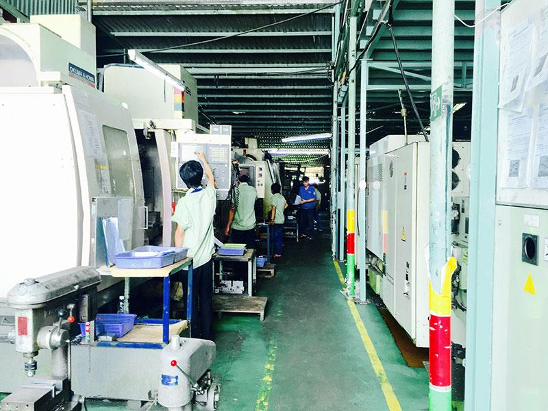 Kinh nghiệm đứng máy CNC tổng hơp