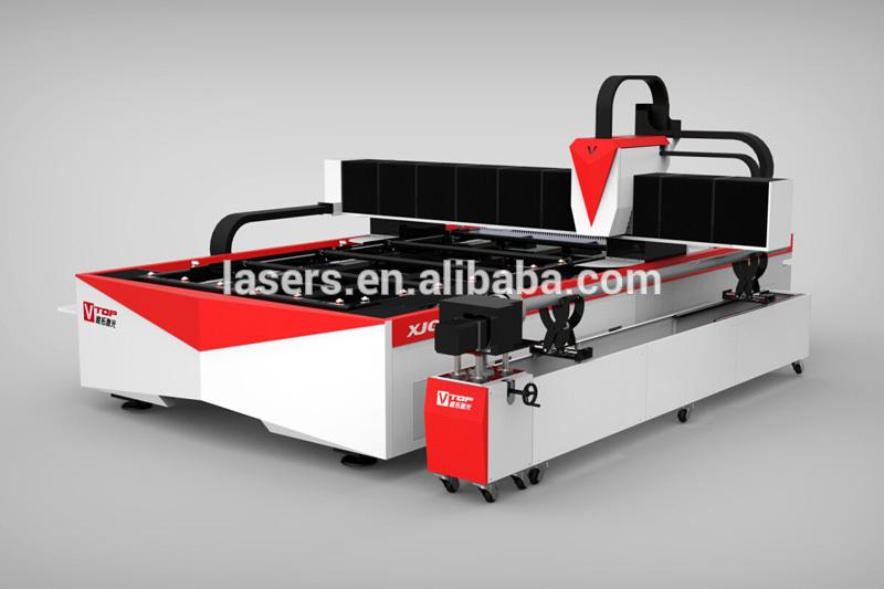 máy điêu khắc laser fiber GF-1530T, GF-1540T, GF-1560T - CNC Tuấn Kiệt