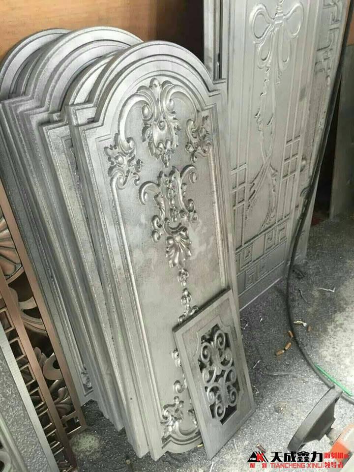 Bức điêu khắc bằng máy khắc kim loại 1325HA
