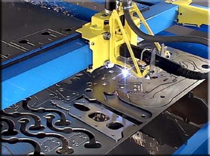 Máy cắt khắc laser Fiber