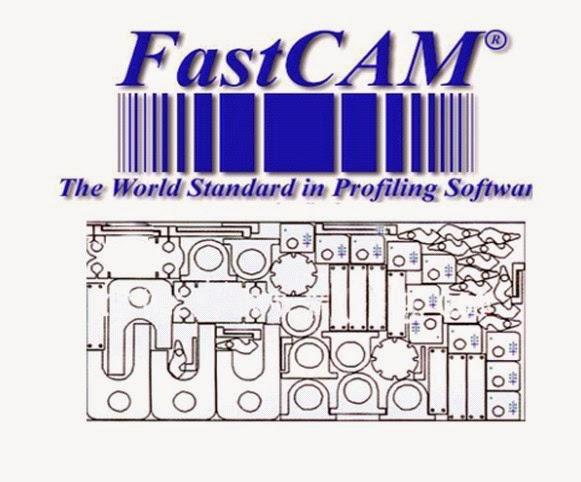 Phần mềm FastCAM tái tạo hoạt động của máy bằng CNC