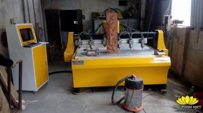 Thông tin cơ bản về máy cnc gỗ cho thợ điêu khắc mới vào nghề