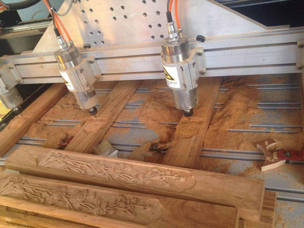 Tư vấn chọn mua máy gia công gỗ 3D - Ảnh 1